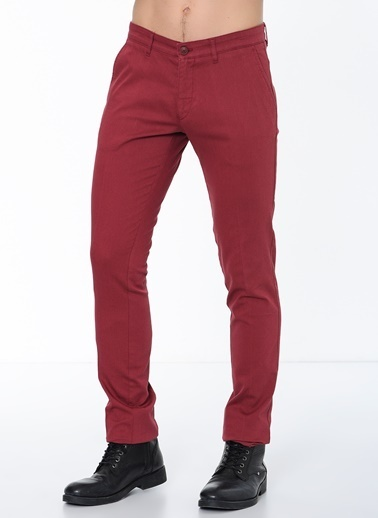Beymen Business Pantolon Bordo